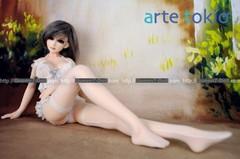 (萌女宮)(mini)(60~30cm)娃娃D款