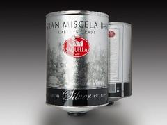 義大利原裝進口Saquella銀標咖啡豆