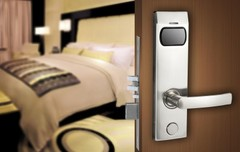供應D23酒店鎖,飯店鎖,感應鎖,取電開關 旅館鎖