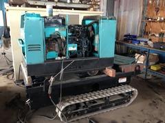移動式電焊機