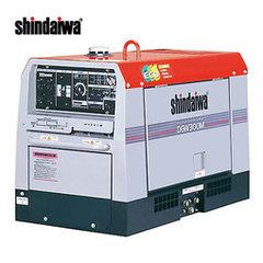 新大和電焊發電機柴油防音型發電機DGW300M