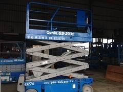 GENIE GS-2032 6M輪胎自走式高空作業