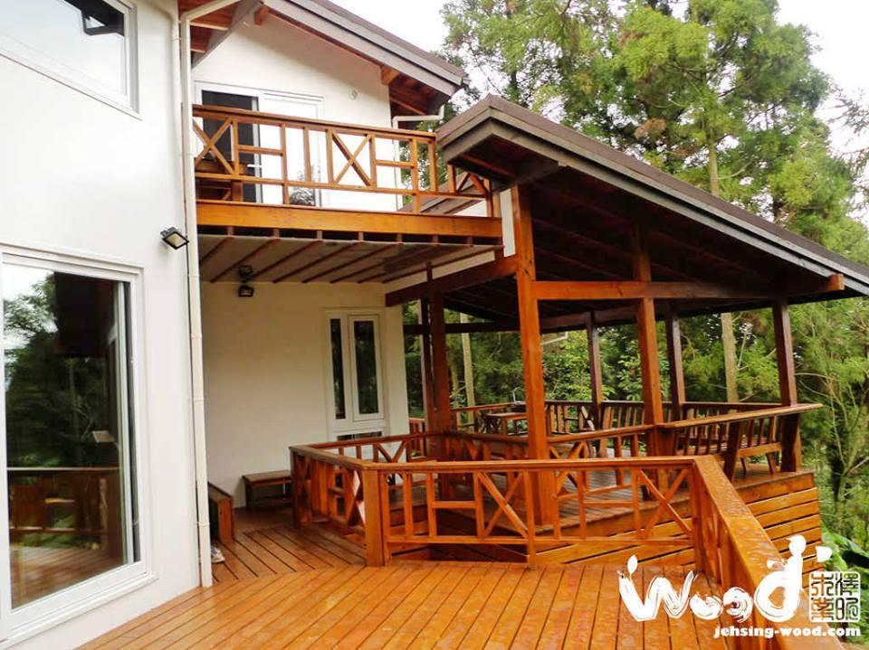 木结构建筑规划 设计施工