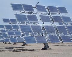 太陽能追日控制器