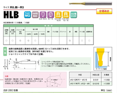 超硬鎢鋼銑刀日本UNIONTOOLS