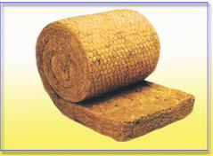 單面岩棉毯夾網