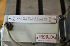 瑞士REISHAUER 砂輪修整器