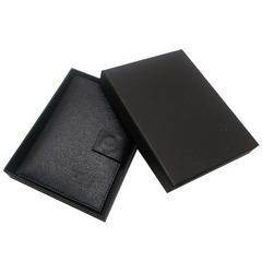奧美公關-客製化真皮護照夾+行李吊牌組