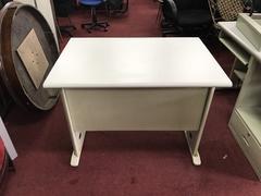 非凡二手家具 100cm 辦公桌含文筆抽