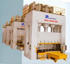 油壓深抽成型機,結構剛性強,高精度及效能