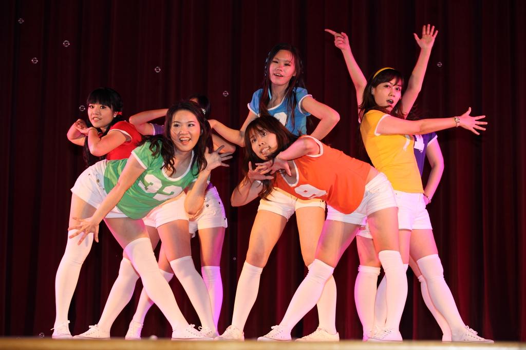 魅力四射舞蹈教室