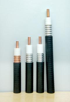 銅鋁複合材(高頻低損,洩波同軸)