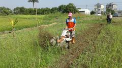 日農IE-102-動力中耕管理機