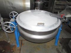 白鐵蒸煮鍋,蒸氣釜,雙層鍋