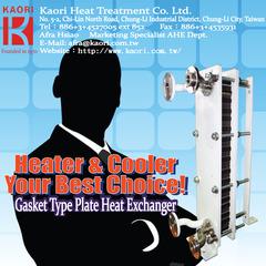 板式熱交換器 - 食品專用 - 具相關認證
