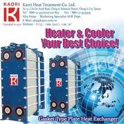 高力-板式熱交換器-墊片式-可拆式