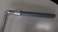 鋁合金壓鑄用測溫計+保護管 組件