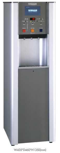 程控式杀菌设计饮水机(配置ro图片