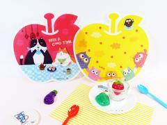 【常立塑膠】造型餐墊