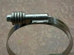 彈簧加力強力管夾